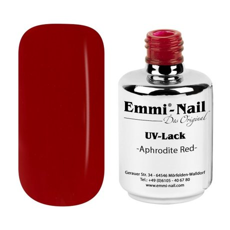 ГЕЛ-ЛАК UV-POLISH/UV-LACK Aphrodite Red