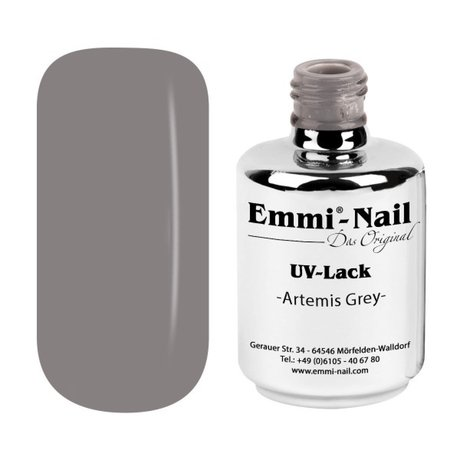 ГЕЛ-ЛАК UV-POLISH/UV-LACK Artemis Grey